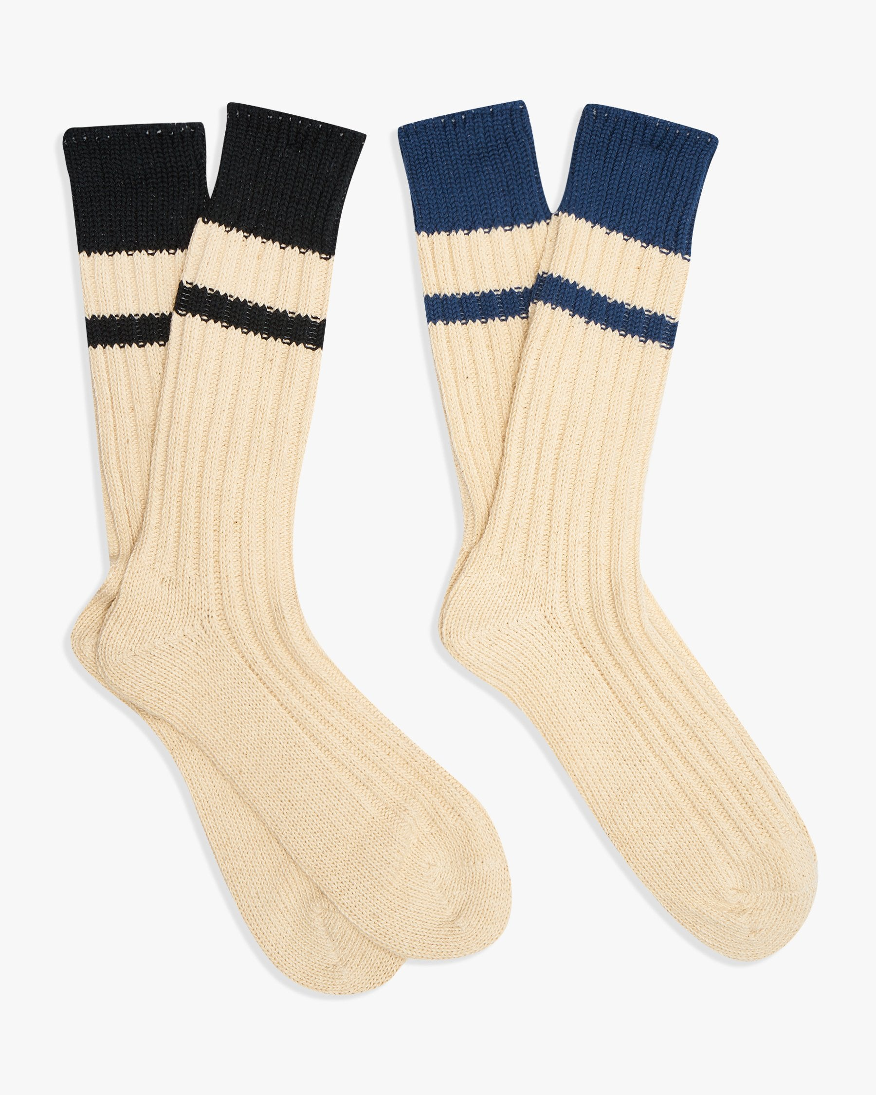 Anonymous Ism Remining 2-Pack Socks Box B - Assorted Colours L 16791100-99BL Anonymous Ism Socks