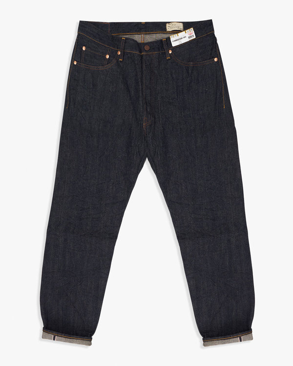 Big John Ivy Sanforized Selvedge Denim Tapered Mens Jeans W32 L27 M114J-00132 4548842149281 Big John Jeans