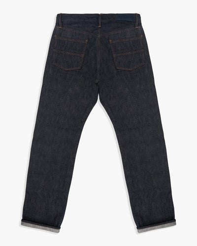 Big John RARE R008 15.5oz Unsanforized Selvedge Denim Straight Mens Jeans Big John Jeans