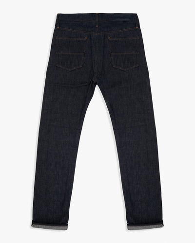 Big John RARE R009 15.5oz Unsanforized Selvedge Denim Slim Mens Jeans Big John Jeans