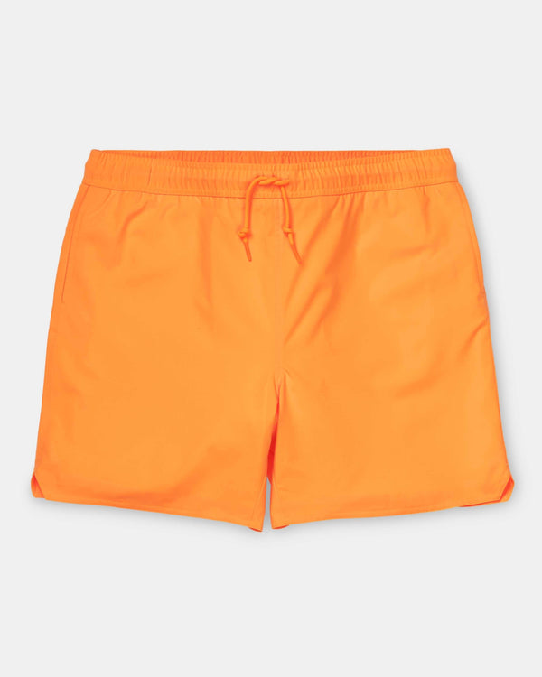 Carhartt WIP Aran Swim Trunks - Pop Orange M I02764009G0003M Carhartt WIP Shorts