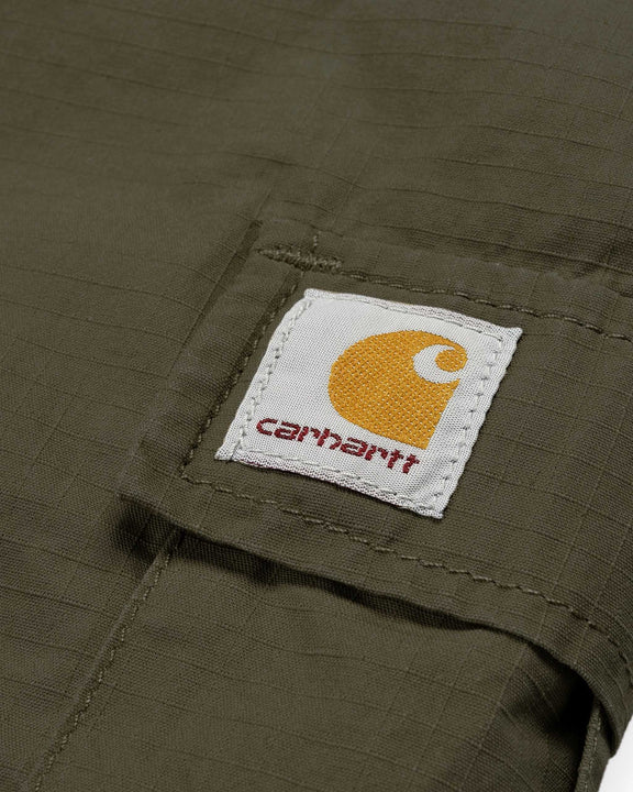Carhartt WIP Aviation Shorts - Cypress Rinsed Carhartt WIP Shorts