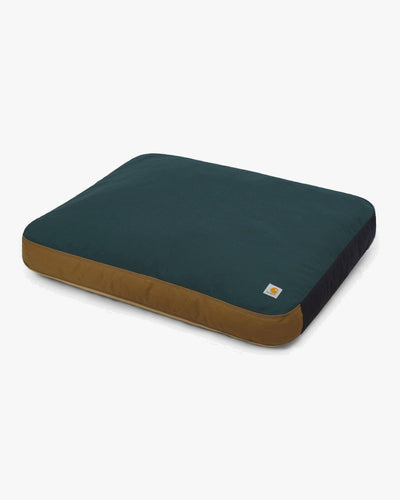 Carhartt WIP Dog Bed - Dark Navy / Deep Lagoon / Brown I029214080006 Carhartt WIP Miscellaneous