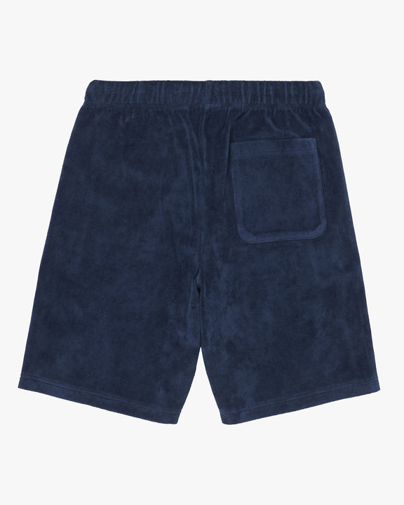 Carhartt WIP United Script Lounge Shorts - Space Carhartt WIP Shorts