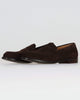 Cheaney Hadley Penny Loafer - Brown Soft Suede Cheaney Shoes Shoes