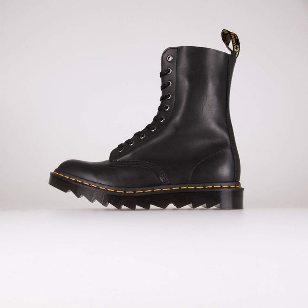 Dr Martens Made In England 1490 Ripple Boots - Black Crossroads UK 7 253010017 190665289343 Dr Martens Boots