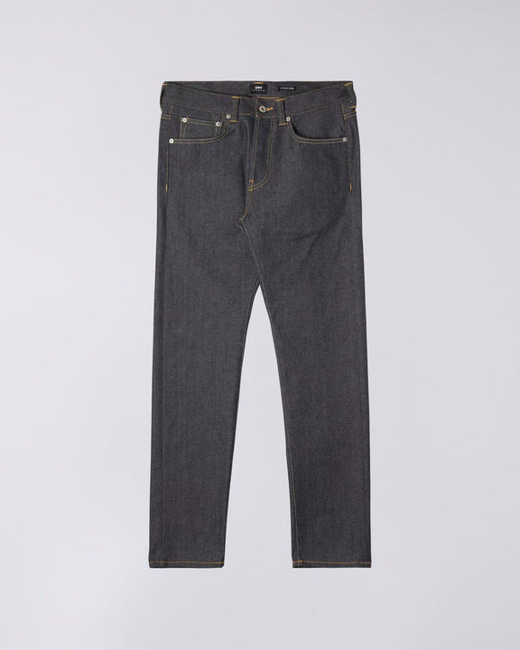 Edwin ED-80 Slim Fit Mens Jeans - Yoshiko Left Hand Denim / Blue Unwashed Edwin Jeans