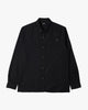 Edwin Fannar L/S Shirt - Double Black Denim / Rinsed S I027268890203S 4050993493590 Edwin Shirts
