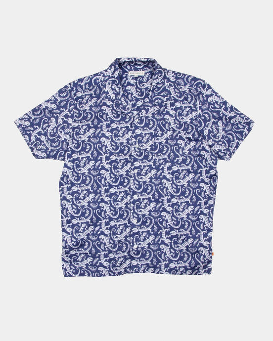 Far Afield Stachio S/S Shirt - Salamander Far Afield Shirts