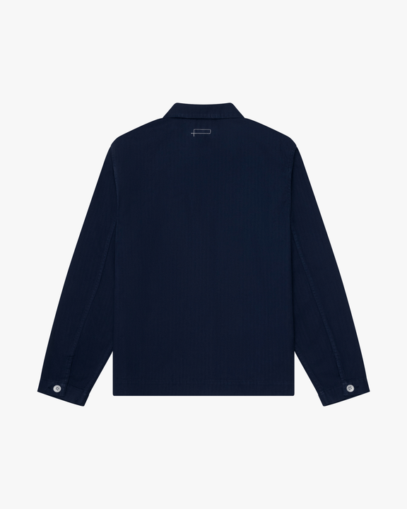 Knickerbocker Chore Shirt - Navy Knickerbocker Shirts