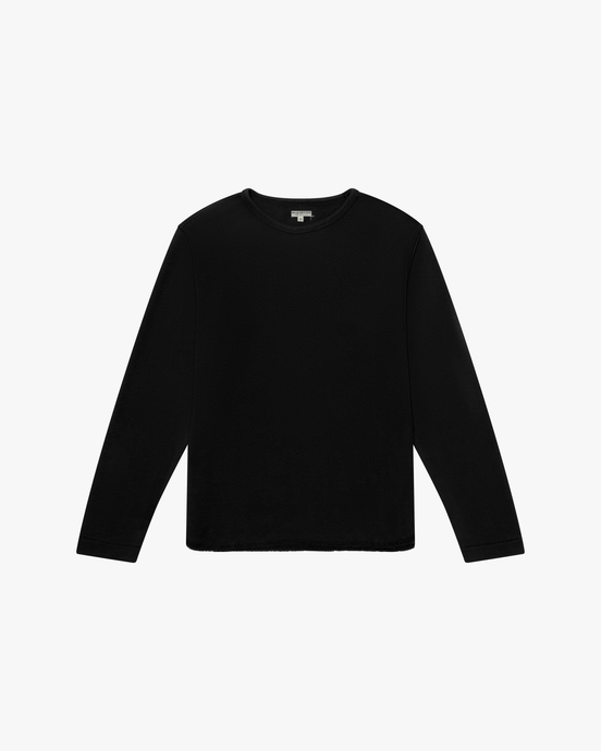 Knickerbocker Heavyweight L/S Layer Crew - Coal M HEAV02-M-CM 16527679 Knickerbocker Sweaters & Knitwear