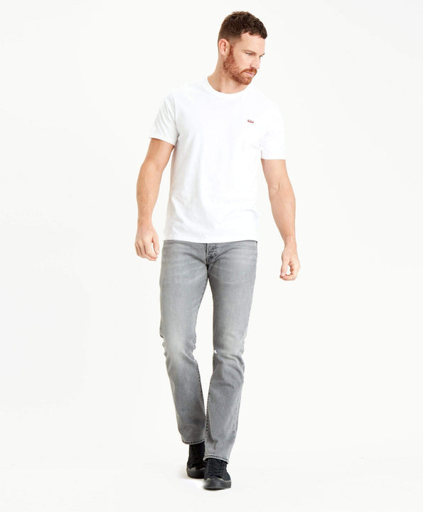 Levi's® 501 Regular Fit Mens Jeans - High Water Tonal (Grey) Levi's® Jeans