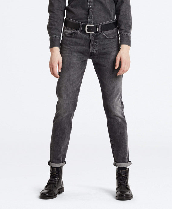 Levi's® 501 Slim Tapered Mens Jeans - Just Grey W28 L32 28894016928R 5400816564706 Levi's® Jeans