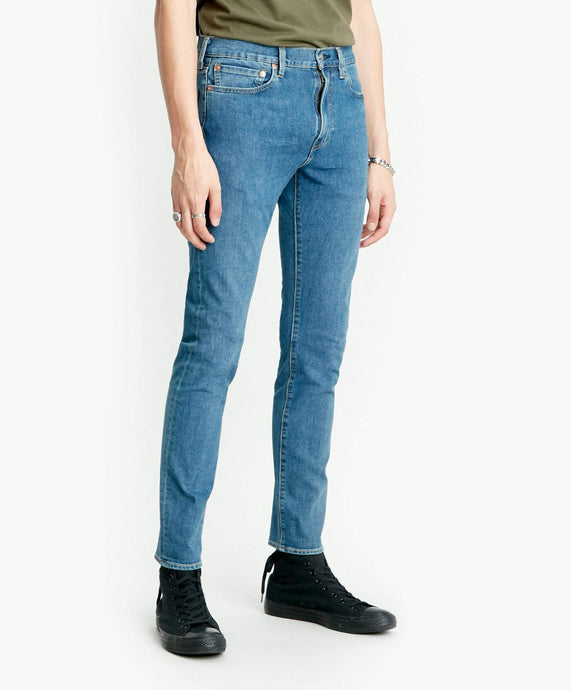 Levi's® 510 Skinny Fit Mens Jeans - Delray Pier 4-Way Stretch W28 L30 05510102428S 5400816862130 Levi's® Jeans