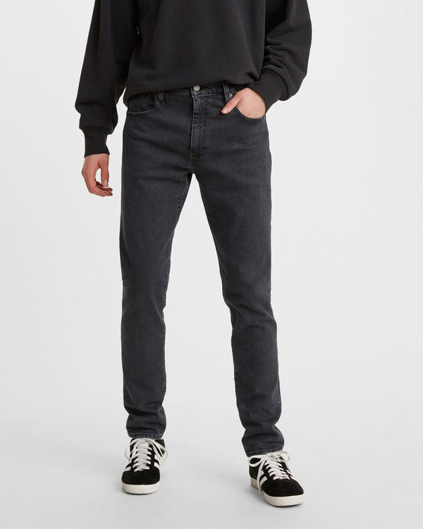 Levi's® 512 Slim Tapered Mens Jeans - Richmond Black OD ADV W28 L30 28833-071728S 5400898549509 Levi's® Jeans