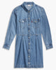 Levi's® Ellie Denim Dress - Passing Me By Levi's® Dresses