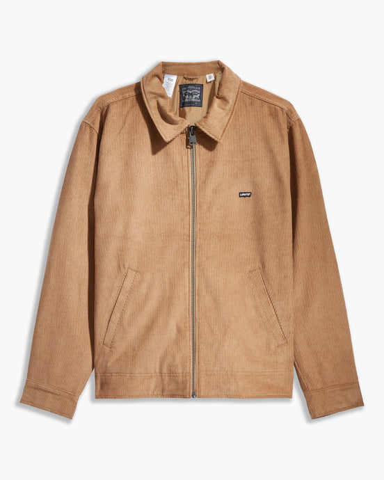 Levi's® Haight Harrington Jacket - Toasted Coconut S 85427-0004S 5400898435031 Levi's® Jackets & Coats