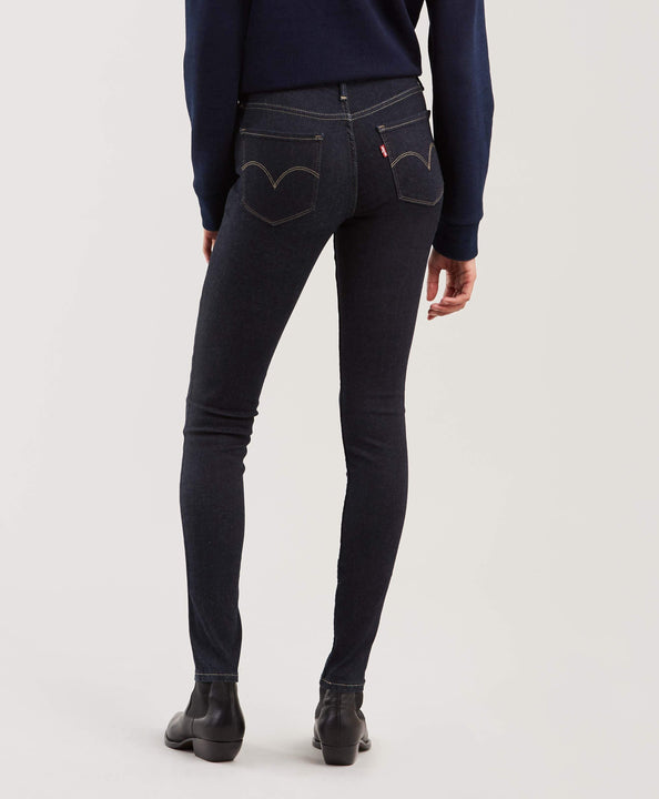 Levi's® Ladies 710 Innovation Super Skinny Jeans - Celestial Rinse Levi's® Jeans