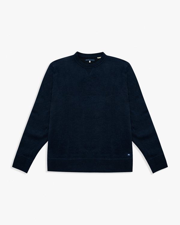Levi's® Made & Crafted® Relaxed Crew Neck Sweat - Olympus S 74553-0007S 5400898472456 Levi's® Sweaters & Knitwear