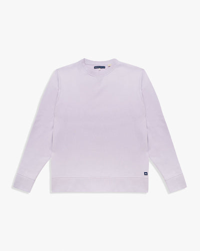 Levi's® Made & Crafted® Relaxed Crew Neck Sweat - Thistle S 74553-0006S 5400898472746 Levi's® Sweaters & Knitwear