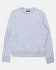 Levi's® Made & Crafted® Relaxed Crew Neck Sweat - White Stone Heather S 74553-0005S 5400816959229 Levi's® Sweaters & Knitwear