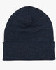 Levi's® Red Batwing Embroidered Slouchy Beanie - Navy Blue 230791-17 7613417093041 Levi's® Hats