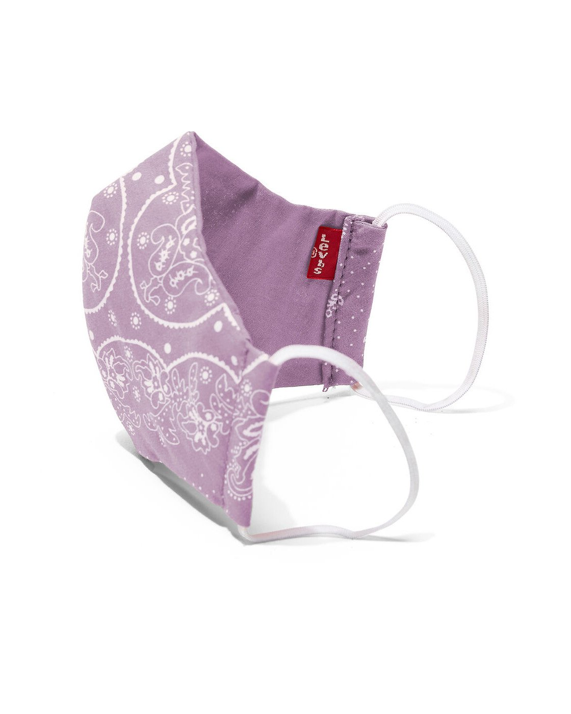 Levi's® Reusable Bandana Face Mask - Purple Small 233421-47S Levi's® Miscellaneous