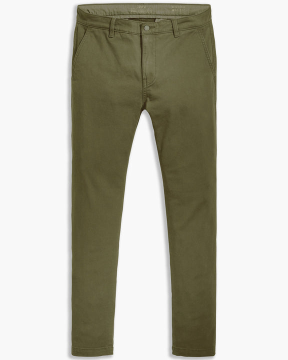 Levi's® Slim Taper Mens XX Chino II - Bunker Olive Shady Levi's® Chinos & Non-Denim Pants