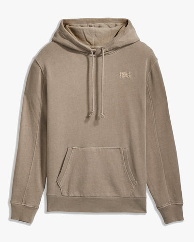 Levi's® WellThread™ Hoodie - Clay Cotton Hemp S 86142-0003S 5400898471435 Levi's® Sweaters & Knitwear