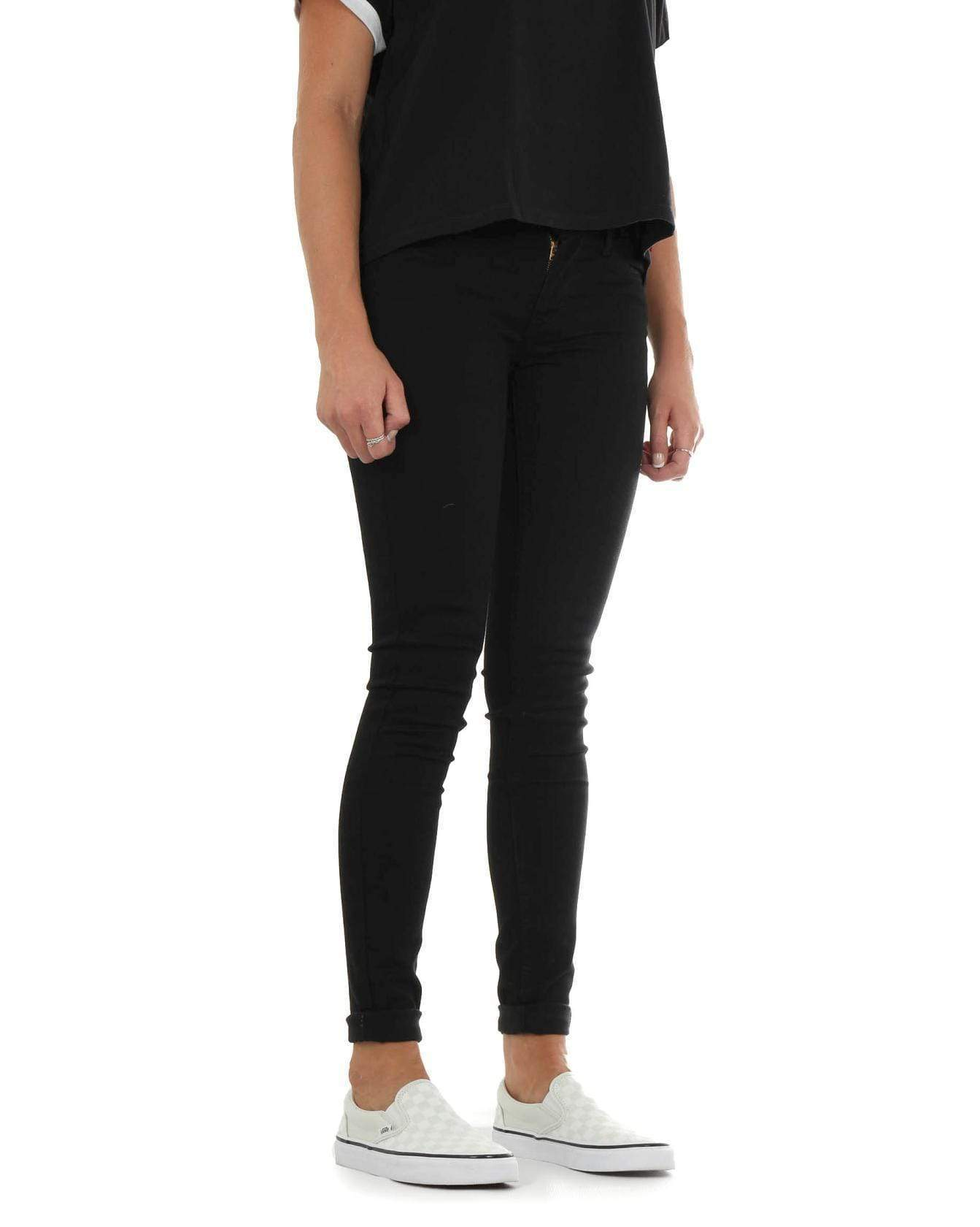 Levi's® Womens 710 Innovation Super Skinny Jeans - Black Galaxy W26 L28 17780003926XS 5400599174406 Levi's® Jeans Levis Ladies 710 Innovation Super Skinny Jeans - Black Galaxy - Jeans and Street Fashion from Jeanstore