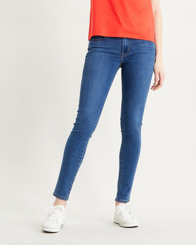 Levi's® Womens 711 Skinny Fit Jeans - Bogota Way