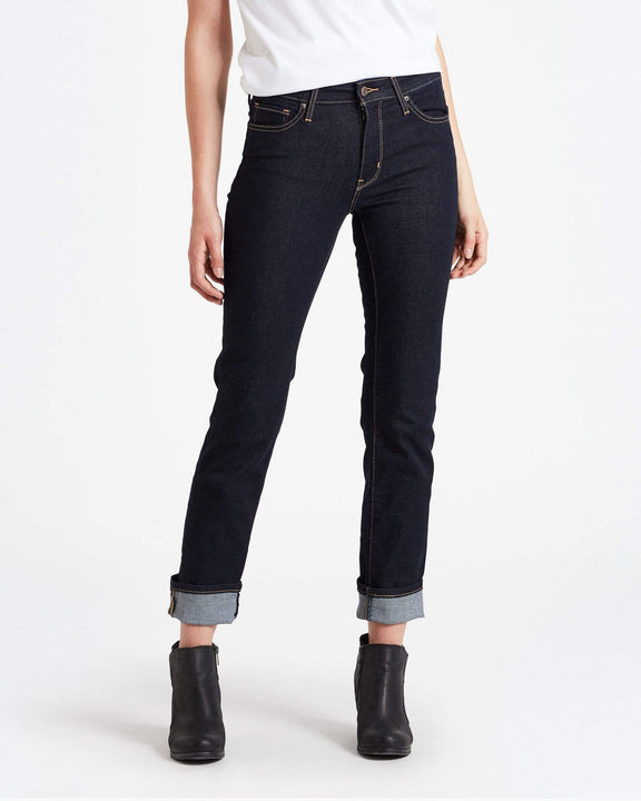 Levi's® Womens 712 Slim Fit Jeans - To The Nine W26 L28 18884014726XS 5400816052340 Levi's® Jeans