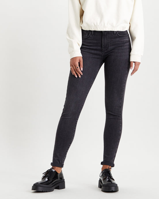 Levi's® Womens 720 High Rise Super Skinny Jeans - Smoked Out W25 L28 52797-018525XS Levi's® Jeans