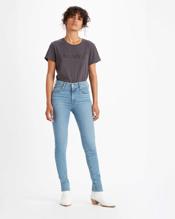 Levi's® Womens 720 High Rise Super Skinny Jeans - Velocity Squared Levi's® Jeans