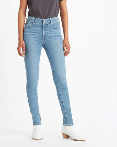 Levi's® Womens 720 High Rise Super Skinny Jeans - Velocity Squared W25 L28 52797-012425XS 5400816999850 Levi's® Jeans