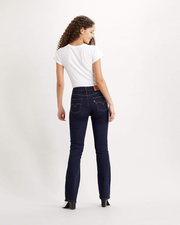Levi's® Womens 725 High Rise Bootcut Jeans - To The Nine Levi's® Jeans