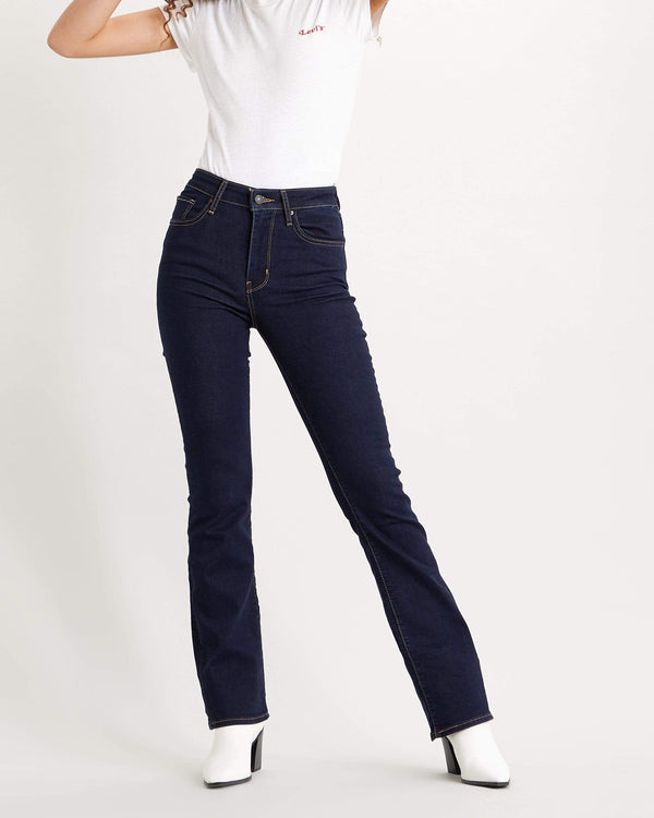 Levi's® Womens 725 High Rise Bootcut Jeans - To The Nine W25 L30 18759-000025S 5400898119894 Levi's® Jeans