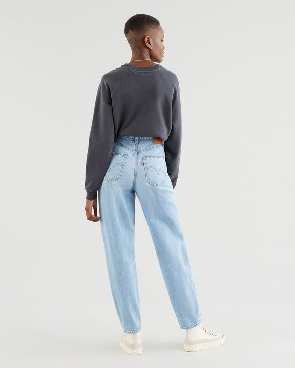 Levi's® Womens High Loose Taper Jeans - Way Out Tencel Levi's® Jeans