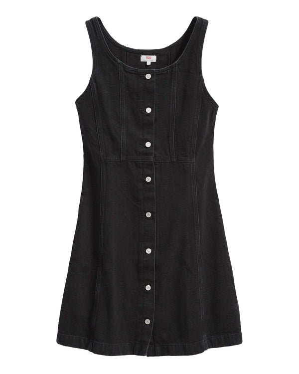 Levi's® Womens Sienna Dress - Black Book XS 85386-0000XS 5400816708124 Levi's® Dresses