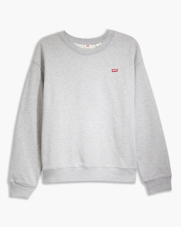 Levi's® Womens Standard Crew Sweat - Smokestack Heather XS 24688-0000XS Levi's® Sweaters & Knitwear