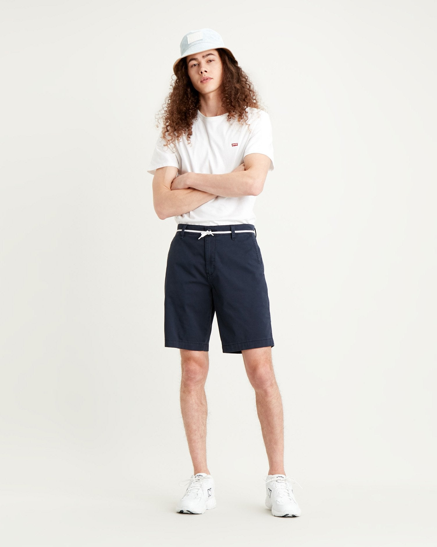 Levi's® XX Chino Taper Shorts II - Baltic Navy W30 17202-000930 Levi's® Shorts