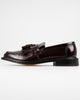 Loake Brighton Polished Tassel Loafer - Oxblood UK 7 BRIR7 5050362046340 Loake Shoemakers Shoes Loake Brighton Polished Tassel Loafer - Oxblood - Jeans and Street Fashion from Jeanstore