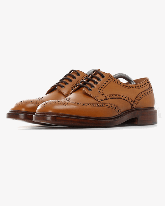 Loake Chester Brogue - Tan Loake Shoemakers Shoes Loake Chester Brogue - Tan - Jeans and Street Fashion from Jeanstore