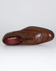 Loake Kerridge Oxford Brogue - Cedar Loake Shoemakers Shoes