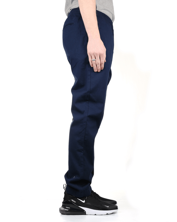 Lyle & Scott Relaxed Trousers - Navy Lyle & Scott Chinos & Non-Denim Pants Lyle & Scott Relaxed Trousers - Navy - Jeans and Street Fashion from Jeanstore