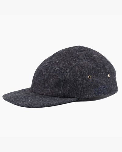 Naked & Famous Classic Cap - Japan Heritage Returns / Unsanforized Indigo 190066695 Naked & Famous Denim Hats