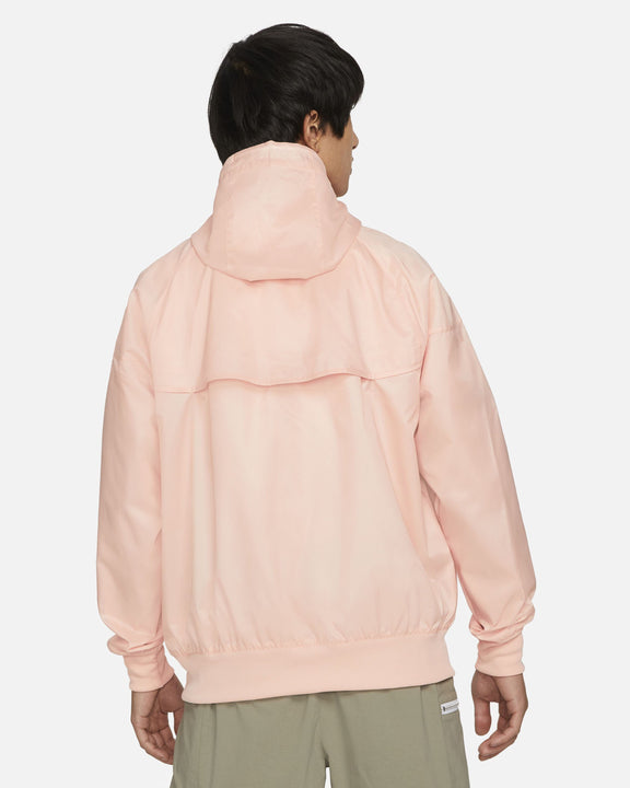 Nike Hooded Windrunner Jacket - Arctic Orange / White Nike Jackets & Coats