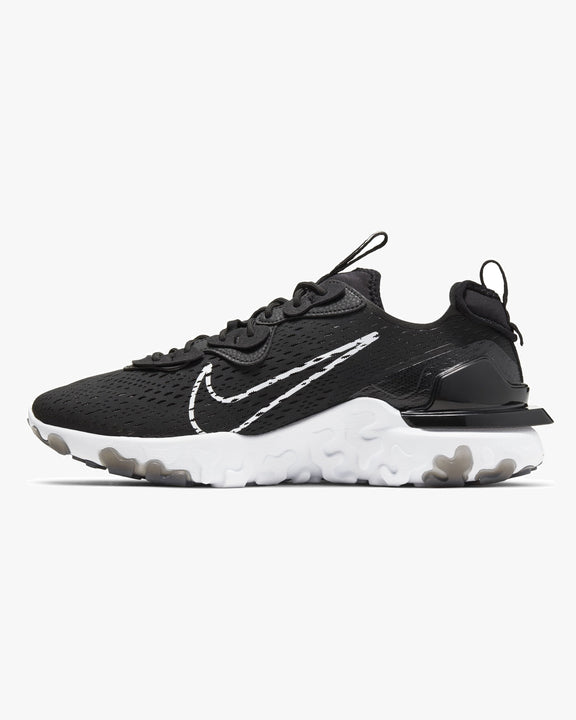Nike React Vision - Black / White Nike Trainers
