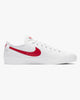 Nike SB Blazer Court - White / University Red Nike SB Trainers
