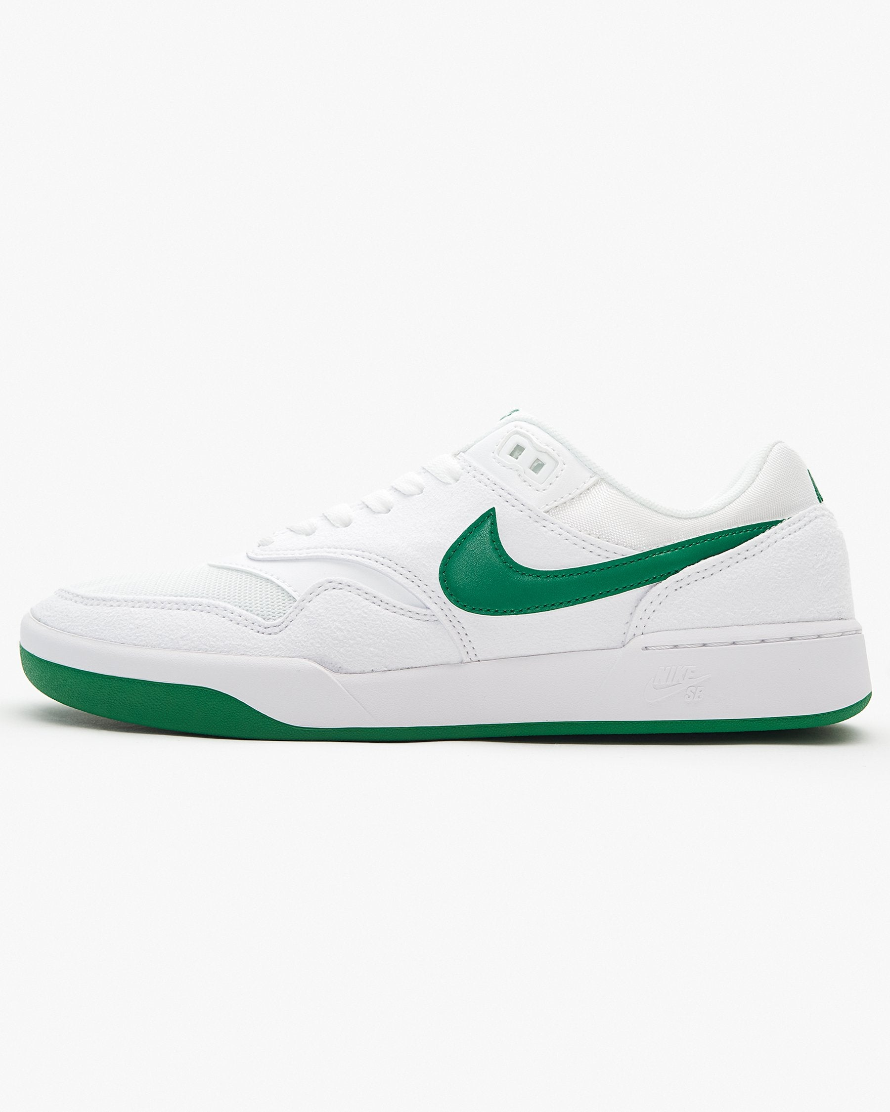 Nike SB GTS Return - White / Pine Green UK 7 CD49901017 194276065686 Nike SB Trainers